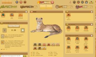 Lionzer - Occupez vous de vos animaux de la savane