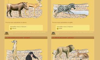 Lionzer - Les defis de la savane
